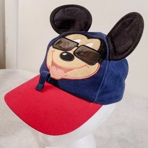 Disney Parks Mickey Mouse Ears Sunglasses Hat